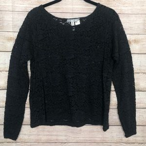 H&M Lace Long Sleeve